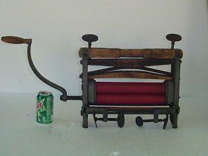 Redstrong Shapleigh Hardware Vintage Clothes Wringer Wash Tub Antique Ringer
