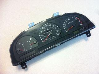 Nissan Pathfinder Instrument Gauge Cluster Speedometer 1994 95 D21 Hardbody