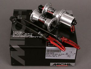 Miche Racing Box Hubs 32h Fit Campagnolo Super Record 9 10 11 Speed Cassettes