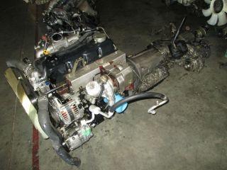 Nissan Pathfinder Terrano JDM QD32ETI Turbo Diesel Engine QD32 ETI Motor Used