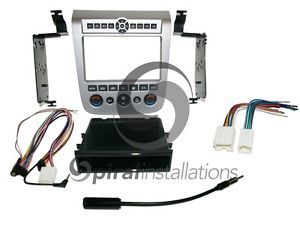 Car Stereo Radio Kit Dash Installation