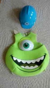 Monsters Inc University Mike Wazowski Costume Toddler Disney Child Kids Candy