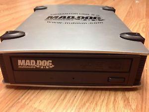 Mad Dog Multimedia USB External Drive CD DVD RW