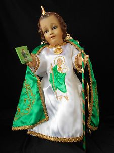 Candlemass Baby Jesus Outfit Clothing Nino Dios Ropa Traje Sizes 10 45 cm Length