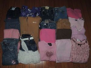Big Lot Baby Girls Clothes Outfits Sets Size 18 24months Gap Old Navy TCP