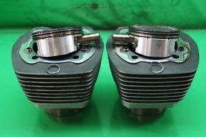 "Harley Davidson Twin Cam Axtell 117CI Engine Big Bore Kit Jugs Pistons 117"""