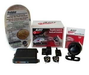 New Alert Deluxe Remote Auto Start Car Alarm Security System Chevrolet Models