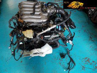 Nissan Pathfinder Infiniti QX4 3 5L V6 Engine Wiring Harness JDM VQ35DE VQ35