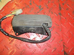 Suzuki Dr 650 R Regulator Rectifier I Have Lots More Parts for This Bike Others