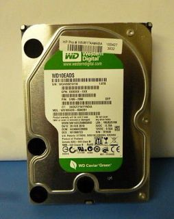 ... SATA 600 Source · Western Digital Caviar Green 1 TB Internal 7200 RPM 3 5 WD10EADS Hard Drive