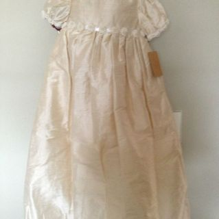 Girls Victorian Heirloom Christening Baptism Gown Dress 9 12 Months