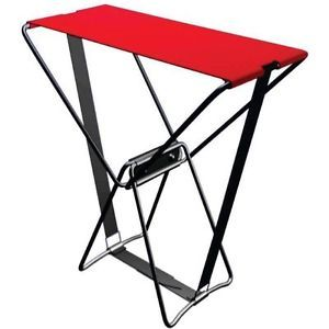 Portable Folding Pocket Chair Collapsible Camping Seat Fits in Your Pocket