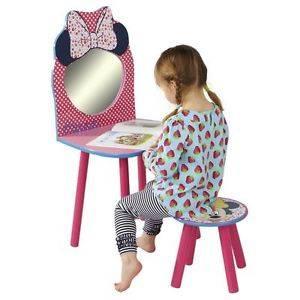 Pc Elegant White Finish Vanity Table Mirror Amp Stool Makeup Set