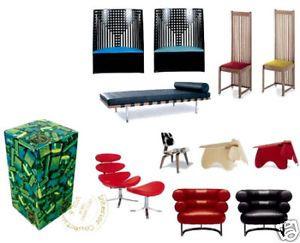 Designers Chair Vol 6 Design Interior Collection Set