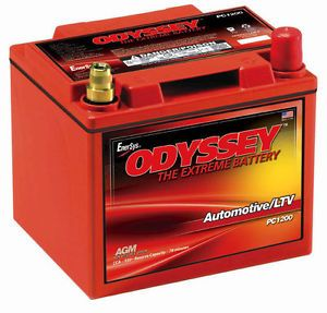 PC 1200T Odyssey Battery PC1200T Custom Car Dry Cell Battery $0 SHIP USA