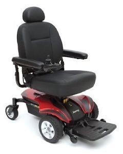 Pride Jazzy Select Elite Power Chair Model TSS300
