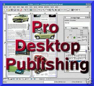 Pro Desktop Publishing Publisher Pro Suite for Mac OSX on