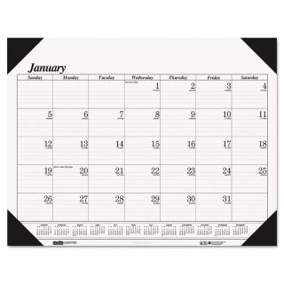 House of Doolittle 2014 Desk Pad Ruled Monthly Calendar 17 x 22