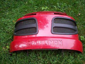 Craftsman Riding Mower Tractor Hood Grill DLT 3000 917 275821