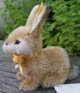 Steiff ♥ Dormili Rabbit ♥ Classic Mohair Rabbit ♥ by Steiff Bears