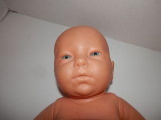 Baby Jenny by Discovery Toys Anatomically Correct Furga Italy 1988 Lifelike