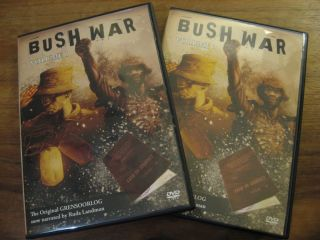 South African Bush War DVD Documentary Africa 32 BN Sadf Rhodesian Recce Koevoet