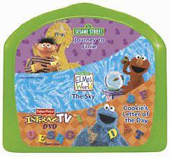Sesame Street Fiesta Dvd