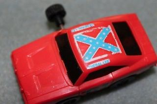 Knickerbocker Wrist Racers Wind Up Car Bracelet 1979 RARE General Lee Dukes