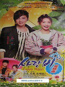 Love Rain Korean Drama English Subtitle