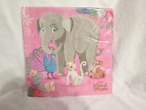 New 16 Barbie The Island Princess Lunch Napkins Serviettes Party Supplies