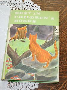 Best in Children's Books 1959 24 The Cat That Walked by Himself