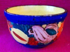 C1917 Josef Mrazek Peasant Art Industry Pia Pottery Czechoslovakia Bowl Mold 659