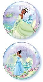 Disney Princess and The Frog Birthday Party Supplies Decoration Bubble Balloon
