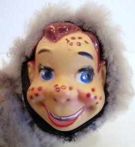Howdy Doody Ear Muffs Original Vintage