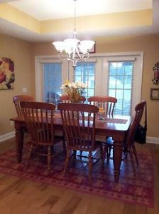 ... Gorgeous Bob Timberlake Farmhouse Collection Dining Table And Chairs ... Part 84