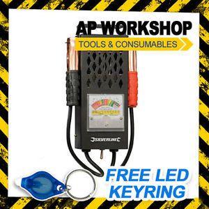 Battery Charging System Tester 6V 12V Automotive Battery Electrical