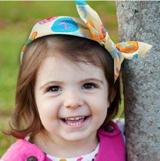 4pcs Baby Kid Boys Girls Saliva Towel Toddler Bandana Bibs Triangle Head Scarf