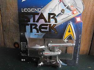 Johnny Lightning Series 1 Legends of Star Trek Series USS Enterprise 1701 New