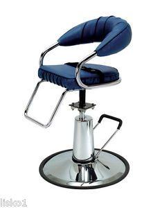 Pibbs 970 Child Barber Shop Hair Salon Kids Styling Chair