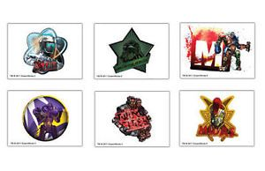 12 Real Steel Movie Temporary Tattoos Kid Boy Party Goody Loot Bag Favor Supply