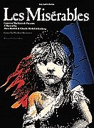 Les Miserables Big Note Easy Piano Sheet Music Book