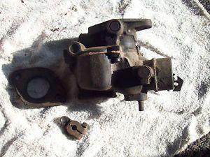 "1940 49 50 59 Continental Forklift Flat Head 4 Cylinder Updraft Carb ""Parts Fix"""