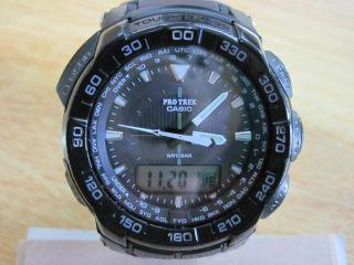 Casio PROTREK PRG550 1A1CR Wrist Watch for Men
