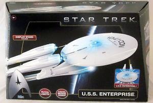 Star Trek Playmates USS Enterprise NCC 1701 2009 Movie Replica