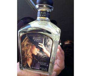 Jenni Rivera Limited Edition Empty Tequila Bottle Edicion Limitada Botella Vacia