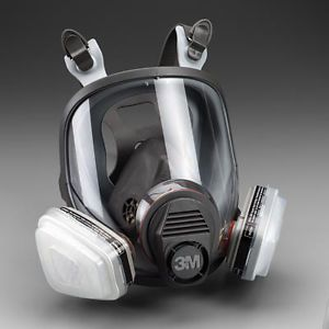 3M 7162 P95 Full Face Respirator Breathing Mask Medium