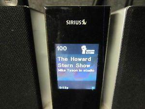 Sirius S50 TK1 Executive Car Home Satellite Radio Lifetime Subscription