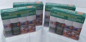 4 Boxes 303 Patio Furniture Care Kits Cleaner Protectant Fabric Guard 30420