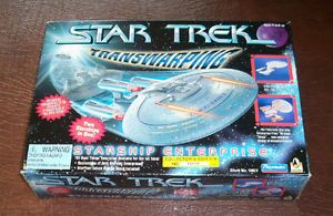 Star Trek Transwarping Starship Enterprise Collector's Edition