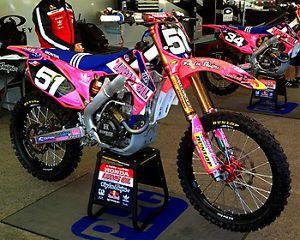 N Style Graphics Kit Troy Lee Lucas Oil Honda CRF250 10 12 CRF450 09 12 RRP £130